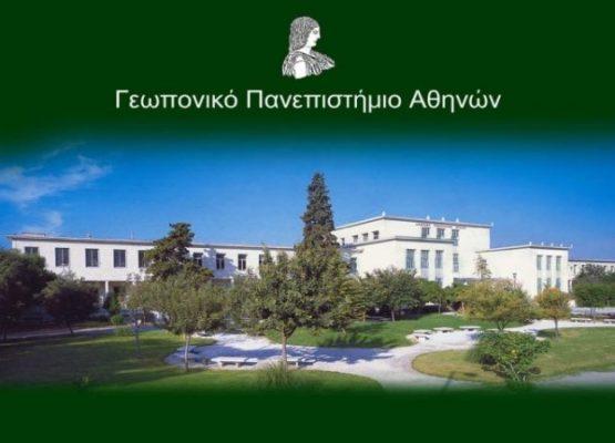 Εγκατάσταση Λέβητα στο Γεωπονικό Πανεπιστήμιο