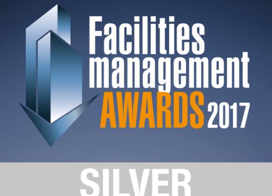 MELKAT Award at Facilities Management Awards 2017